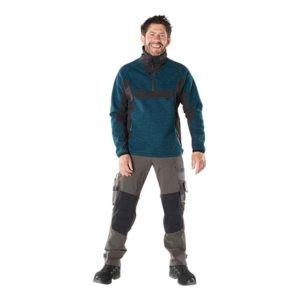 Veste tricot demi-zippé Mascot - ADVANCED modèle