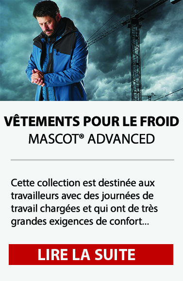 Article : Vêtements de travail pour le froid - Mascot Advanced