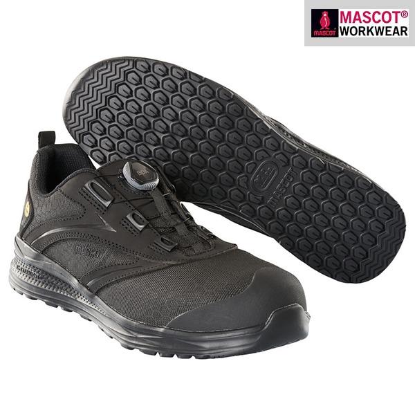 Chaussures de sécurité basses Mascot - Footwear Carbon - Noir