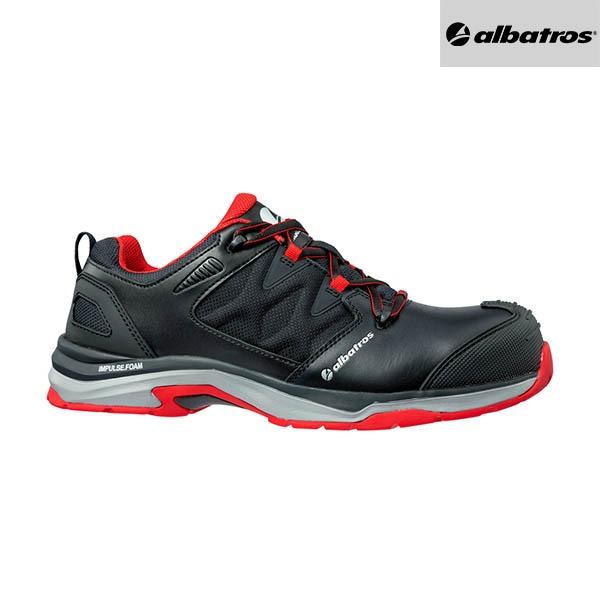 Chaussures de sécurité Albatros - ULTRATRAIL BLACK LOW