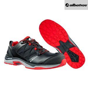 Chaussures de sécurité Albatros - Ultratrail Black Low - Paire