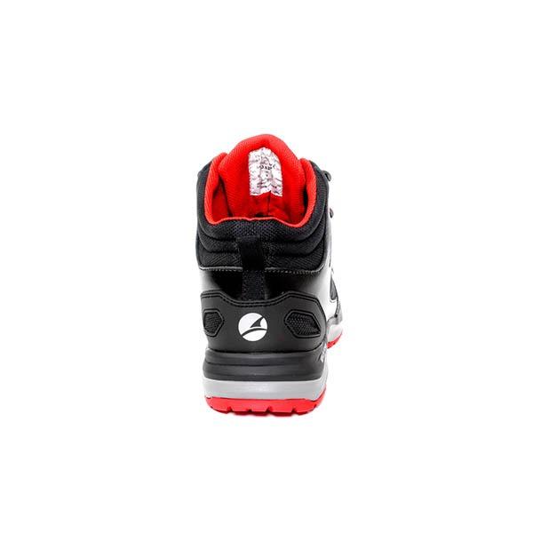 Chaussures de sécurité Albatros - ULTRATRAIL BLACK MID talon