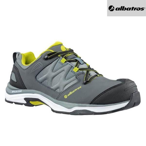 Chaussures de sécurité Albatros - ULTRATRAIL GREY LOW