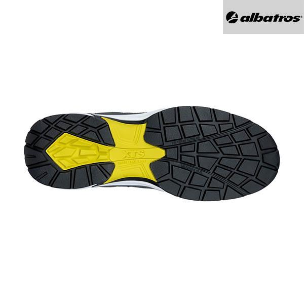 Chaussures de sécurité Albatros - Ultratrail Grey Low - Semelle