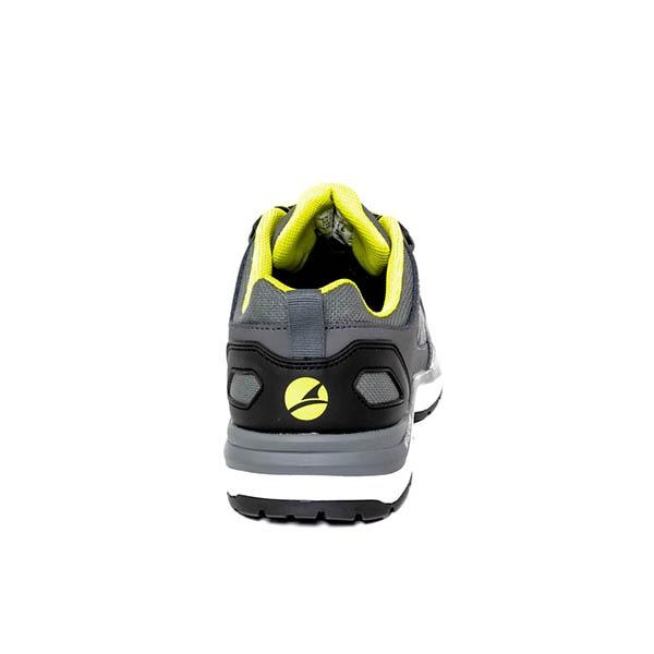 Chaussures de sécurité Albatros - ULTRATRAIL GREY LOW talon