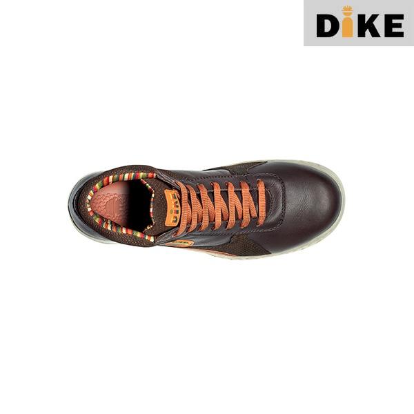 Chaussures de sécurité Dike - Primato HS3 ESD - Marron - Dessus