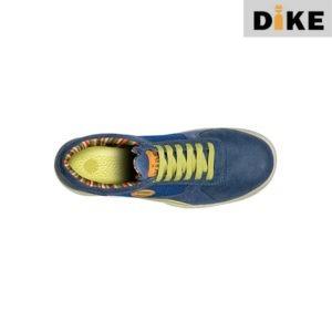 Chaussures de sécurité Dike - Primato S1P SRC ESD - Vue dessus SUCRE