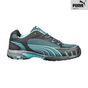 Chaussures de sécurité Femme PUMA - FUSE MOTION BLUE
