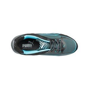 Chaussures de sécurité Femme PUMA - FUSE MOTION BLUE de haut