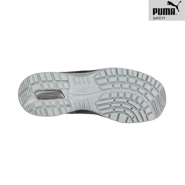Chaussures de sécurité Femme Puma - Fuse TC Pink - Semelle