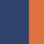 Bleu et Orange - Albatros