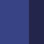 Bleu Roi et Bleu Marine