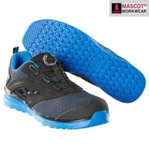 Sandales de sécurité Mascot - FOOTWEAR CARBON - Bleu et Noir