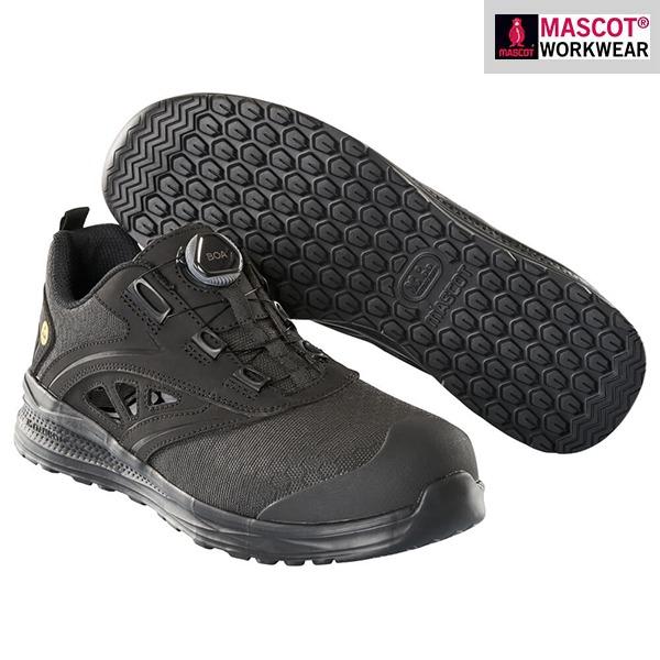 Sandales de sécurité Mascot - FOOTWEAR CARBON - Noir