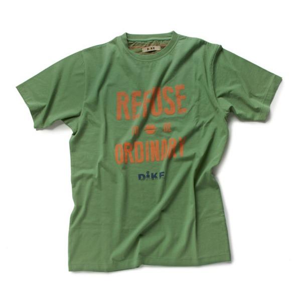 T-Shirt de travail Dike - TARGET moss