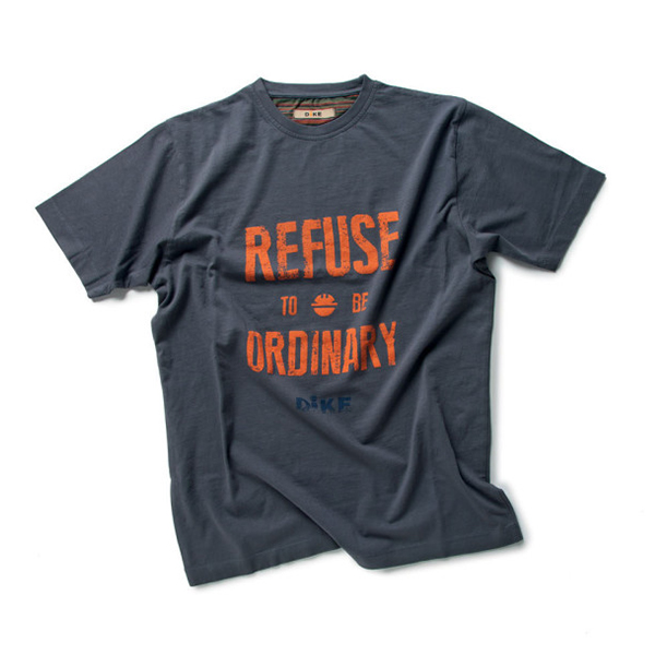 T-Shirt de travail Dike - TARGET poudre