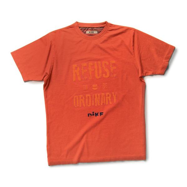 T-Shirt de travail Dike - TARGET Tomate