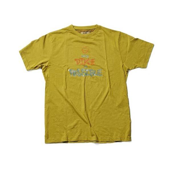 T-Shirt de travail Dike - TIP ocre