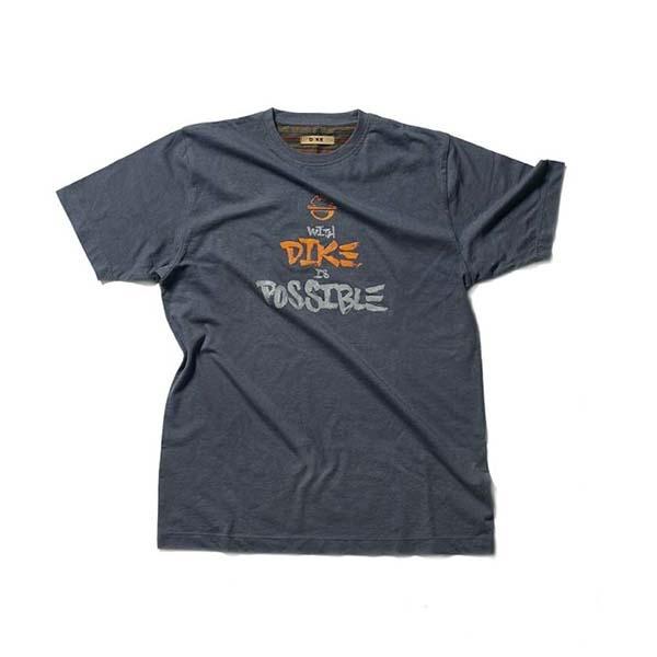T-Shirt de travail Dike - TIP poudre