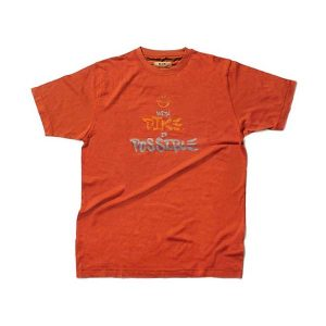 T-Shirt de travail Dike - TIP tomate