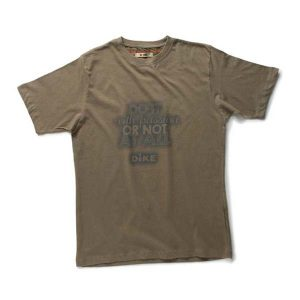 T-Shirt de travail Dike - TOP mastic