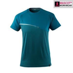 T-Shirt Mascot avec poche poitrine - ADVANCED
