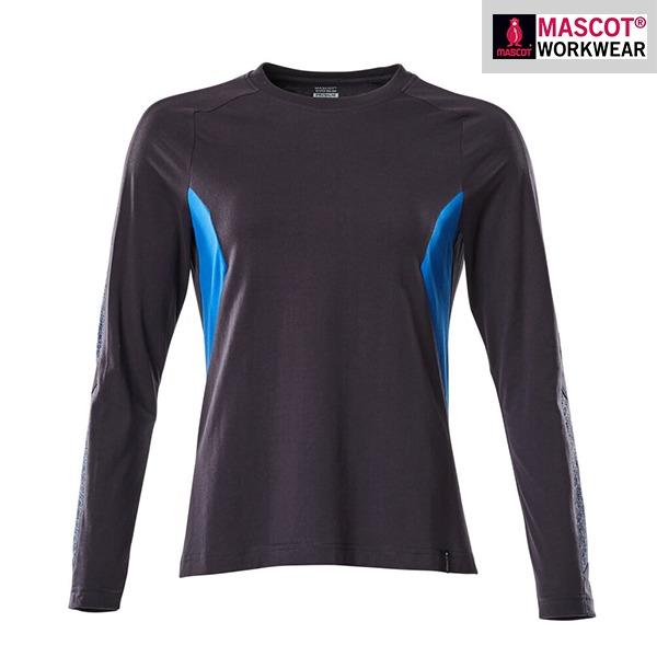 T-Shirt Mascot bicolore - ACCELERATE - Femme