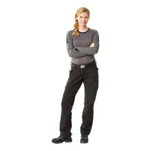 T-Shirt Mascot bicolore - ACCELERATE - Femme modèle