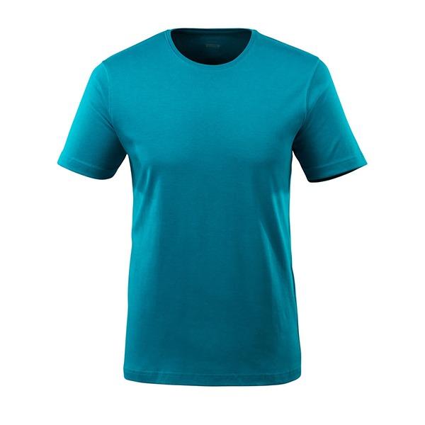 T-Shirt Mascot coupe étroite - CROSSOVER bleu pétrole