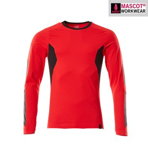 T-Shirt Mascot Coupe moderne - Manches longues - ACCELERATE