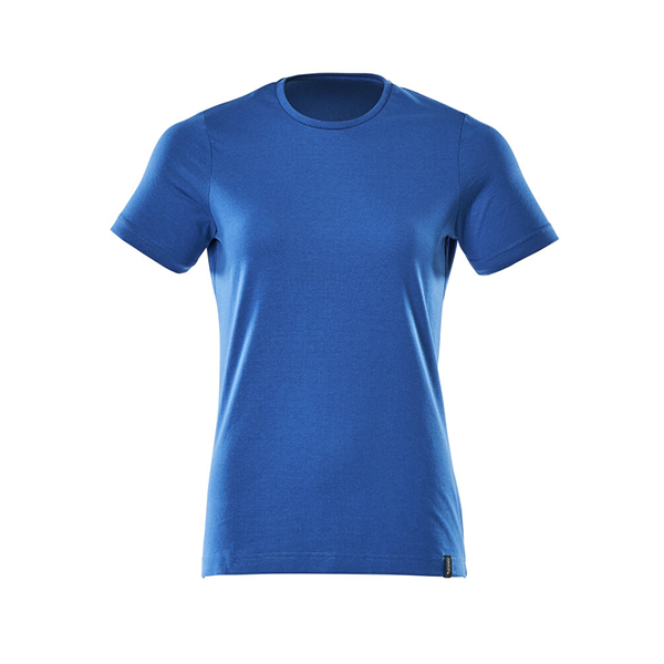 T-Shirt Mascot ProWash - CROSSOVER - Femme bleu olympien