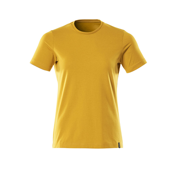 T-Shirt Mascot ProWash - CROSSOVER - Femme jaune curry