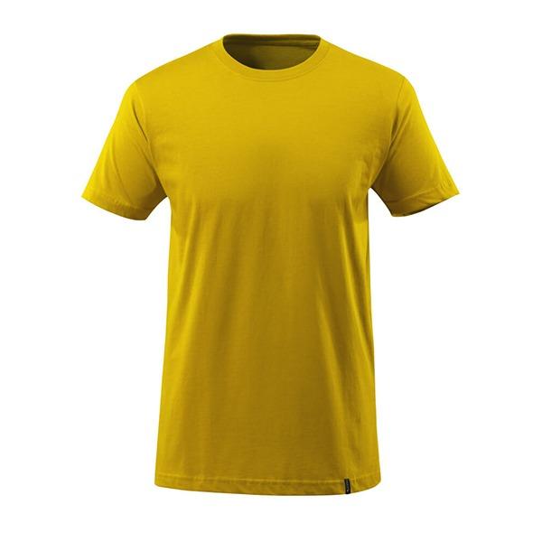T-Shirt Mascot 'Prowash®' - CROSSOVER jaune curry