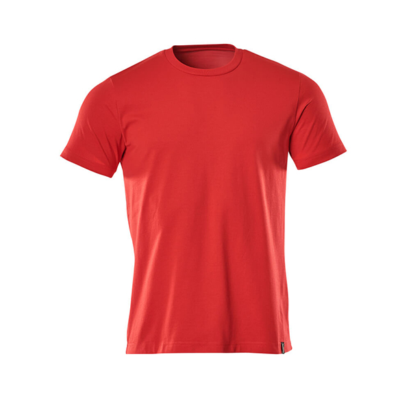 T-Shirt Mascot 'Prowash®' - CROSSOVER rouge trafic