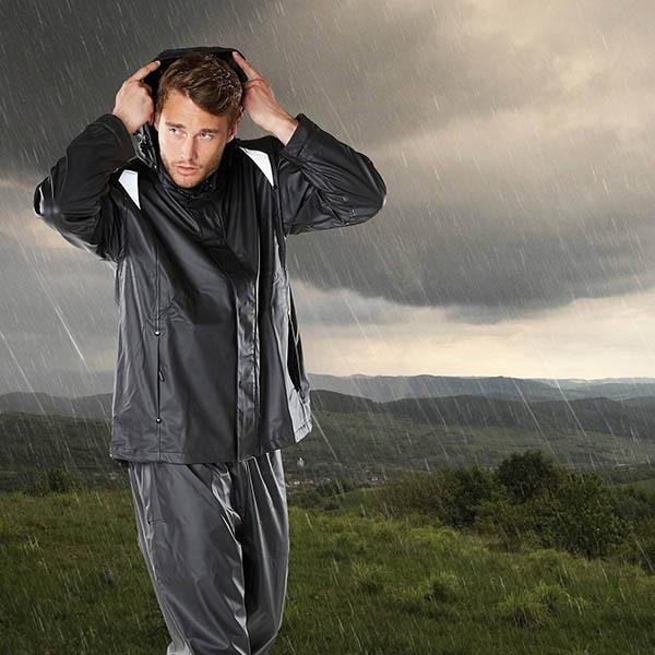 Veste de pluie Mascot - LAKE modèle 2