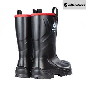 Bottes de sécurité Albatros - TITAN RIGGER S5 CI SRC - Dos