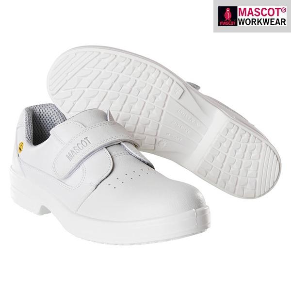 Chaussures de sécurité basses S1 Mascot - FOOTWEAR CLEAR - Blanches