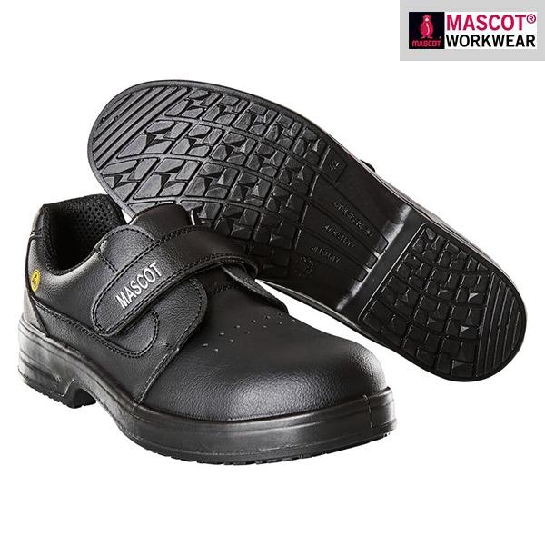 Chaussures de sécurité basses S1 Mascot - FOOTWEAR CLEAR - Noires