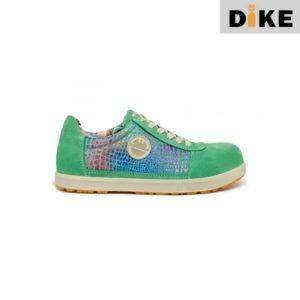 Chaussures de sécurité Dike – News Levity S1P - Emeraude