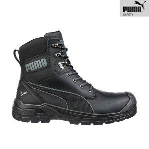 Bottes de sécurité Puma - CONQUEST HIGH S3 WR HRO SRC