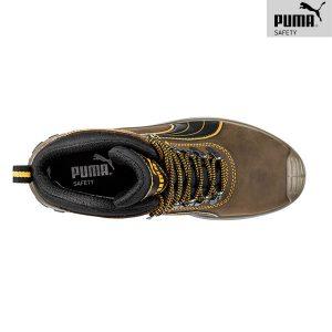 Chaussures de sécurité Puma - Sierra Nevada Mid - Dessus