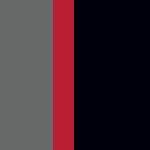 Noir/Anthracite foncé/Rouge