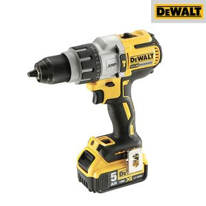 Kit Perceuse Visseuse à Percussion DeWalt XRP 18 V - DCD996P2