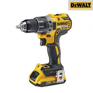 Kit Perceuse Visseuse Compact Dewalt XR 18V 2Ah Li-Ion Brushless - DCD791D2