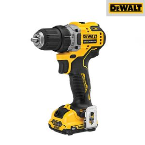 Kit Perceuse Visseuse Dewalt XR 12V 2Ah Li-Ion Brushless - DCD701D2