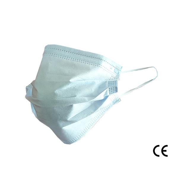 Masques de protection 3 Plis de Type 2 – Boîte de 50