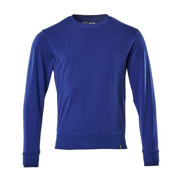 Sweatshirt écologique Mascot - CROSSOVER bleu roi