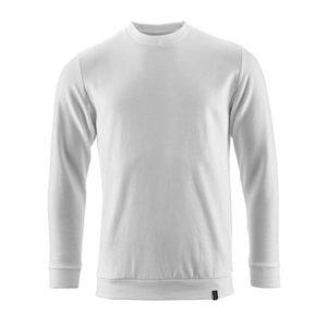 Sweatshirt de travail Prowash - CROSSOVER blanc