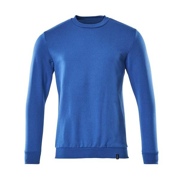 Sweatshirt de travail Prowash - CROSSOVER bleu olympien