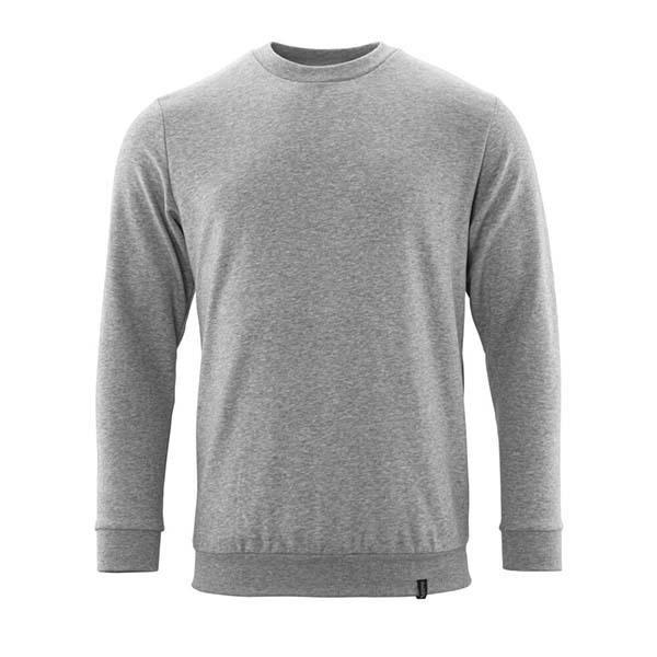 Sweatshirt de travail Prowash - CROSSOVER gris chiné